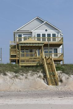 House vacation rental in Surf City from VRBO.com! #vacation #rental #travel #vrbo