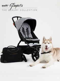 swift compact all-terrain stroller in pepita swift luxury buggy offers a refined luxury aesthetic, with leather detailing, reversible print fabrics Mountain Buggy, Bespoke Tailoring, Swift, Printing On Fabric, Compact, Baby Strollers, Satchel, Print Fabrics, Luxury