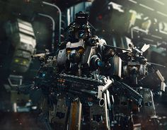 """Check out new work on my @Behance portfolio: """"Sci - Fi Soldier"""" http://be.net/gallery/48099997/Sci-Fi-Soldier"""