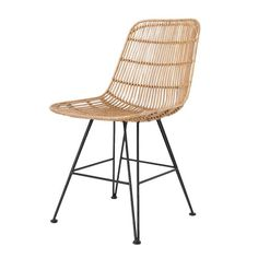This Dining Chair features a solid black metal frame with a woven rattan chair. Available in White, Black & Natural rattan. Rattan Dining Chairs, Rattan Furniture, Outdoor Chairs, Outdoor Furniture, Adirondack Chairs, Dinning Table, Kitchen Chairs, Room Chairs, The Block Room Reveals