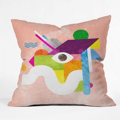 Pillow, decor, design