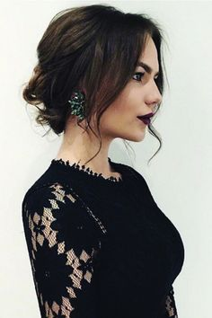 Updos For Dark Hair 1000 Ideas About Formal Updo On Pinterest Straight Updo Prom