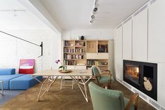 Functional minimalist apartment in the centre of Sofia  Квартира в центре Софии от dontDIY