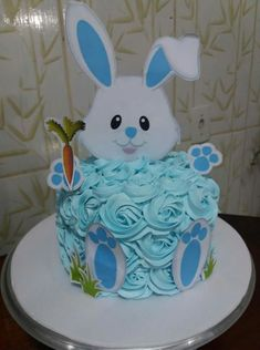 Trendy Ideas For Cake Pops Easter Baking Easter Cake Pops, Easter Bunny Cake, Easter Cupcakes, Buttercream Cake, Fondant Cakes, Cupcake Cakes, Cake Recipes For Kids, Birthday Cakes For Men, Birthday Design