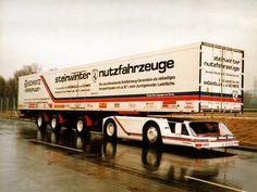 Steinwinter Supercargo 20.40 '1983