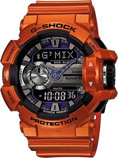G-Shock Classic GBA400-4B $200. #badassery