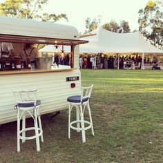 """Vinnie The Caravan Bar's Instagram photo: """"That time we got to serve up on the stunning grounds of Guildford Grammar alongside one of the beautiful @tpandco Sperry Tents 😍😍   Vinnie…"""" Kitchen Equipment List, Caravan Bar, Grammar, Sperrys, Tents, Outdoor Decor, Congratulations, College, Weather"""