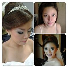 This is incredible! Unique work by  LC MUA by Laurene http://www.bridestory.com/lc-mua-laurene/projects/after-38