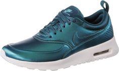 #Nike #W #AIR #MAX #THEA #Sneaker #Damen #metallic #blau
