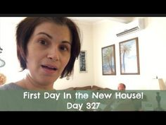 First In The New House | Day 327 | Finding Wende