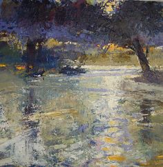 Jill Eisele - Water at the watermill