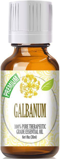 Galbanum Essential Oil has a fresh, green aroma with a balsamic, woody undertone. Botanical Name: Ferula galbaniflua