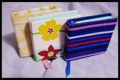 Minis chiquitines cuadernos♥