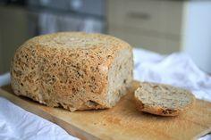 Prečo sa rozhodnúť pre domáci celozrnný chlieb?