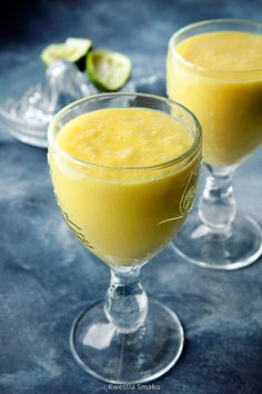 Juice Smoothie, Healthy Smoothies, Mango, Raw Food Recipes, Cooking Recipes, Wine Drinks, Beverages, Cocktail Recipes, Diet