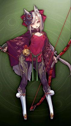 Female: Archer