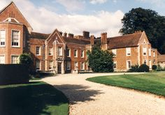 The Vyne,  a country house in Hampshire visited by Jane Austen