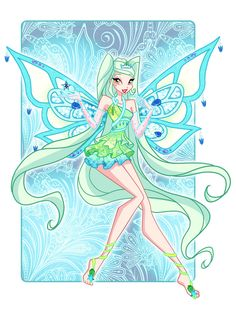 Axel Enchantix Fairy by Other-Fairies on DeviantArt
