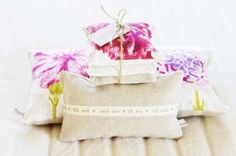 Lavender Friendship Pillow And Lavender Drawer Sachets