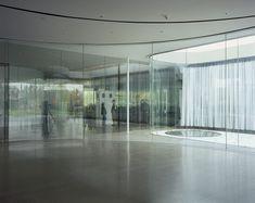 toledo museum of art - glass pavillion