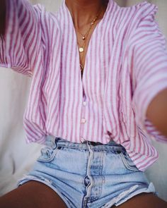 29 Casual And Cute Summer Outfits summe. , For More Fashion Visit Our Website cute summer outfits, cute summer outfits outfit ideas,casual outfits 29 Casu. Cute Summer Outfits, Spring Outfits, Summer Outfits 2018 Teen, Casual Summer, Outfit Summer, Looks Style, Style Me, Mode Outfits, Casual Outfits