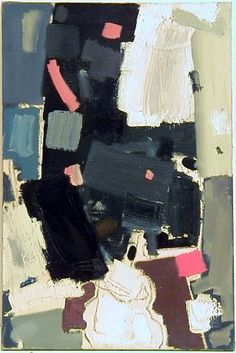 Vibration of Space - Heron, de Staël, Hartung, Soulages - Works Paintings I Love, Colorful Paintings, Abstract Paintings, Abstract Art Images, Abstract Shapes, Patrick Heron, Colour Field, Artist Art, Abstract Expressionism