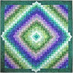 Luminous pattern from plum tree quilts quiltingbookpatternsandnotions