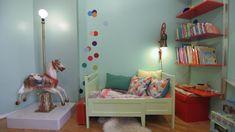 Bilderesultat for farge barnerom Nars, Toddler Bed, Furniture, Home Decor, Rooms, Child Bed, Bedrooms, Decoration Home, Room Decor