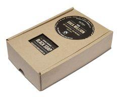 Akoma Shea Million and Black Soap gift set