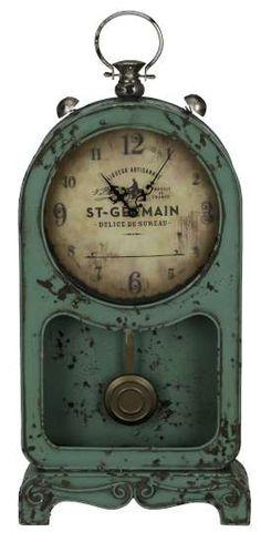 Ruslana Table Clock|yourstylefurnishings.com