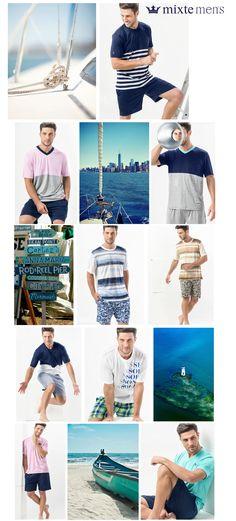 #Sleepwear #Fashion #Summer #Men