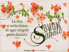 Buon Sabato A Tutti Instagram, Morning Quotes, Happy Birthday