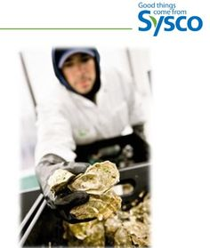 As the largest purchaser of seafood in North America, Sysco believes it is important to work with our suppliers to improve sustainability in our seafood supply chain.