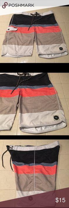 5d7b2605d4 RIP CURL Surf & Swim Board Shorts Sz 33 RIP CURL Surf & Swim Board Shorts