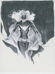 Batwoman - J.H. William III