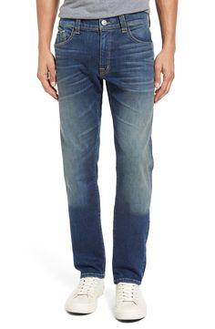 New Fidelity Denim Torino Slim Fit Jeans (Pacific Blue) ,BLUE fashion online. [$274]newtopfashion top<<