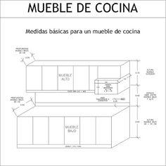 Muebles de cocina plano de alacena de melamina esquinera for Como instalar una cocina integral pdf