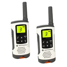 Talkie-walkies Motorola T50 - Indispensables pour rester en contact - 49,95 €