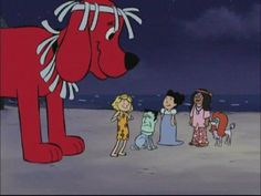 CLIFFORD THE BIG RED DOG | Halloween | PBS KIDS