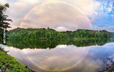 Amazing Rainbow Circle