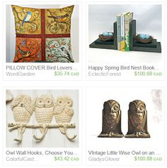 Jewelry Designer Blog. Gift ideas for a bird watcher #gifts #giftideas #birdwatching #birdwatchers