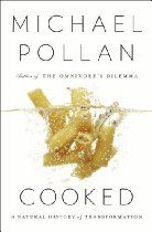 Cooked: A Natural History of Transformation~will be released April 23rd but available for pre-order!