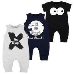 Newborn Infant Baby Girls Boys Clothes Bodysuit Romper Jumpsuit Playsuit Ou #3YE