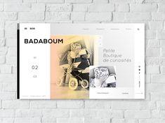 Badaboum by Anais Calmon Peterborough, Saint Charles, San Luis Obispo, Show And Tell, Minneapolis, Polaroid Film, Boutique, Marina Del Rey, Boutiques