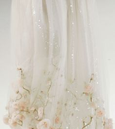 could you imagine this skirt on a wedding gown?