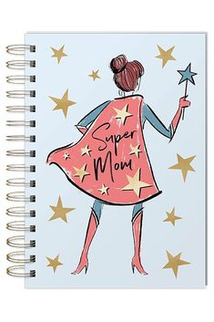 Superhero Women Collection by Lady Jayne: Spiral Bound Notebooks Great Gifts For Mom, Notebooks, Spiral, Superhero, Lady, Collection, Women, Notebook, Laptops