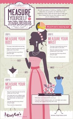 How to measure yourself for your prom dress! Dress Measurements DIY