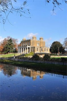 Clissold House Wedding Venue