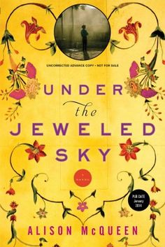 """Bursting with the evocative glow of long-forgotten India, Under the Jeweled Sky lures you in to a beautiful story of scandal, hope, and the kind of love that marks us forever."" - Kathleen Grissom, author of The Kitchen House #bookclub"