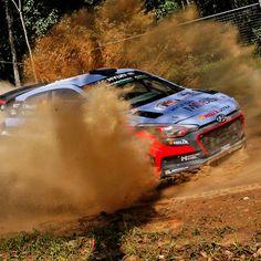 WRC Australia Rally and red sand storm are inseparable - 떼려야 뗄 수 없는 WRC 호주 랠리와 붉은 모래바람 - #nowaytounlock #inseparable #redsand #sandstorm #gofaster #speed #gravel #run #race #carwithoutlimits #i20WRC #Australia #Rally #motorsport #WRC #Hyundai